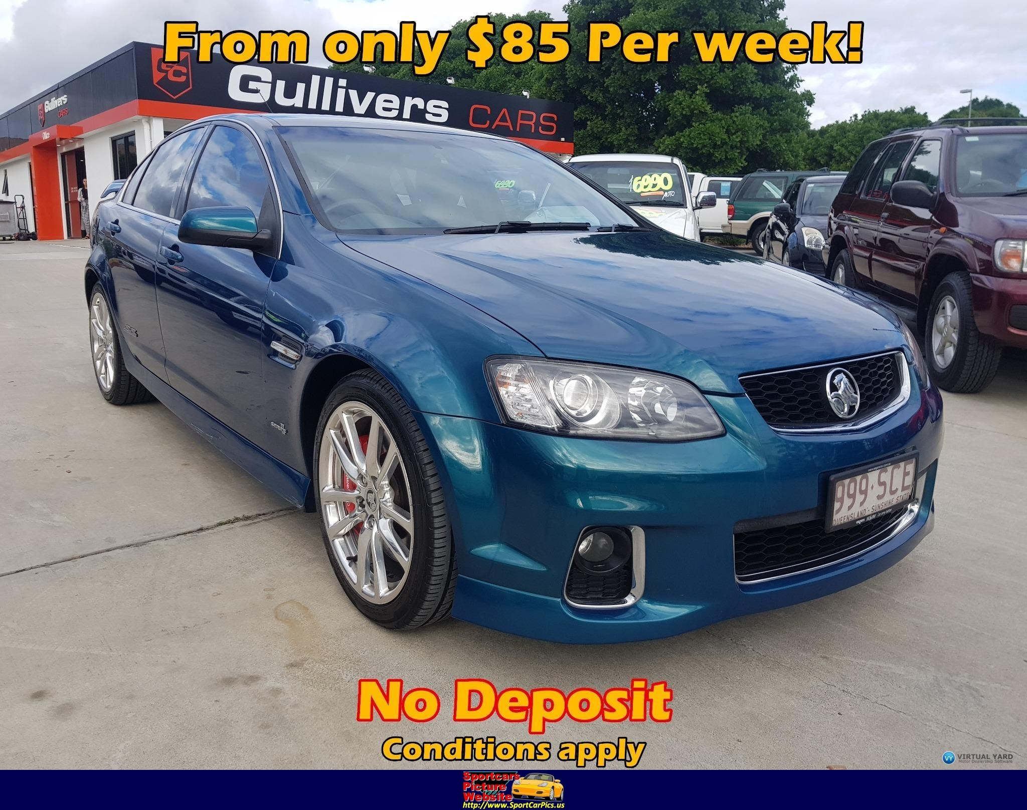 Holden Commodore SS - ID: 80122