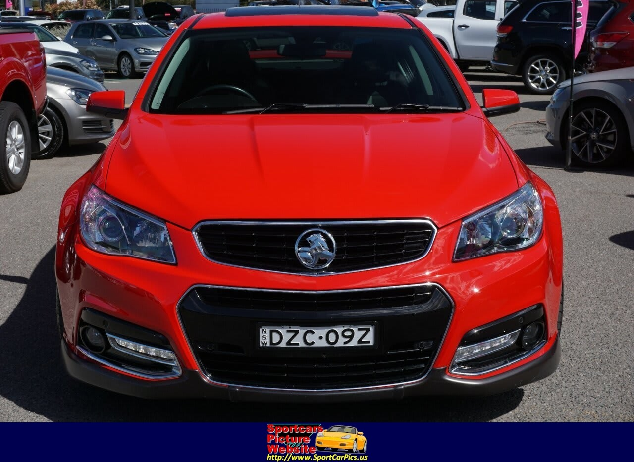 Holden Commodore SS - ID: 106914