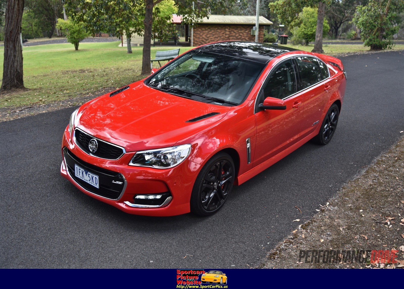 Holden Commodore SS - ID: 87245