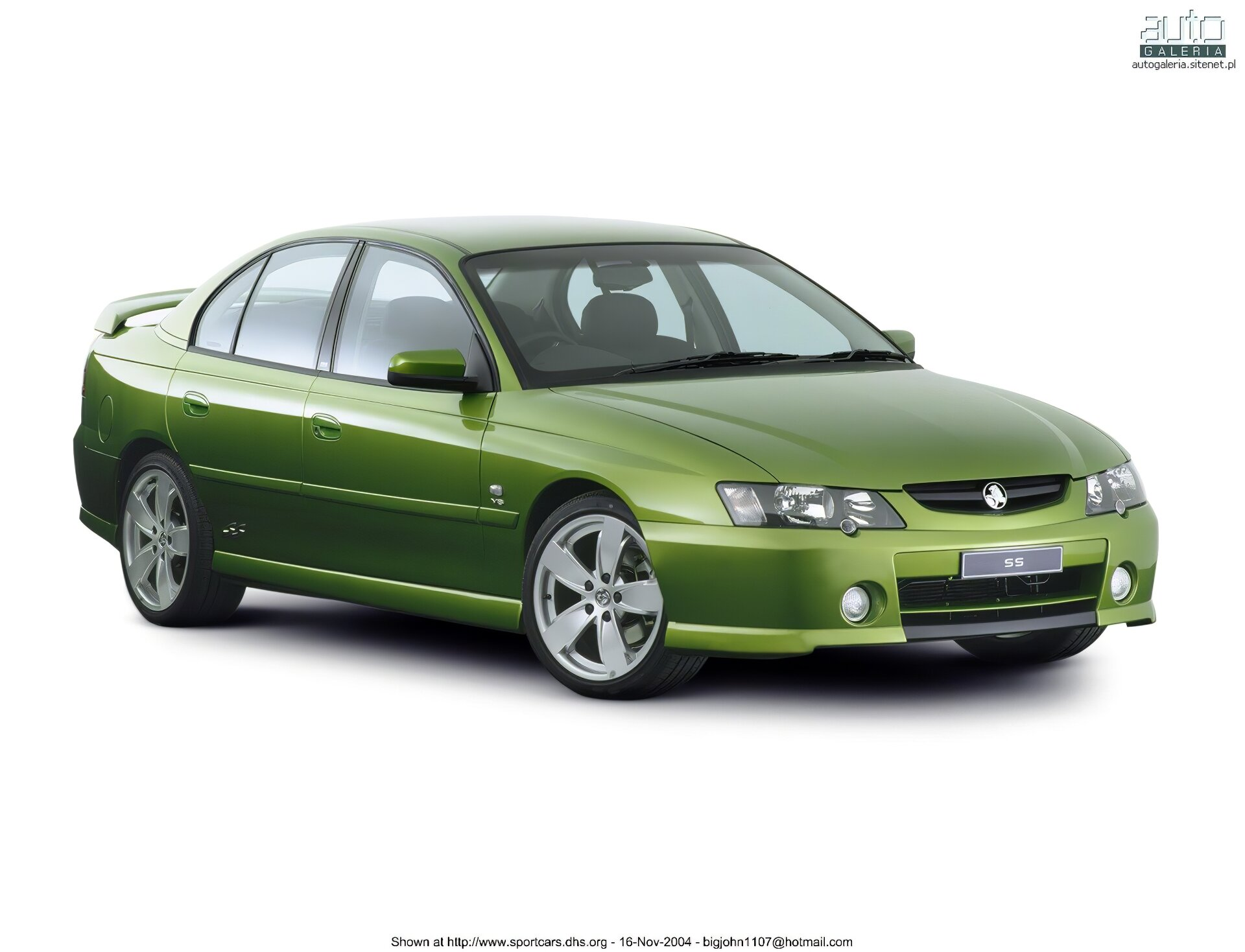 Holden Commodore SS - ID: 7231