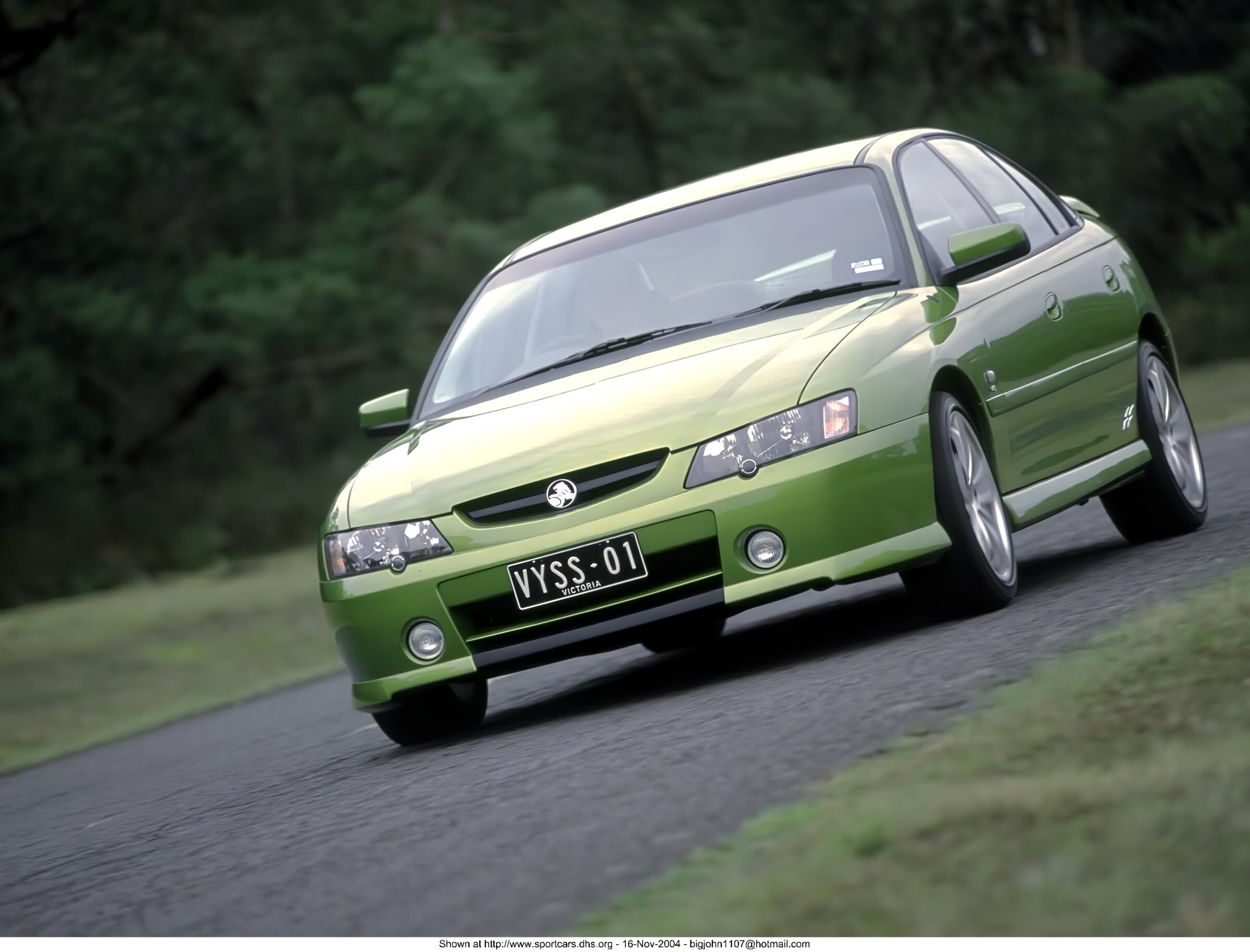 Holden Commodore SS - ID: 7305
