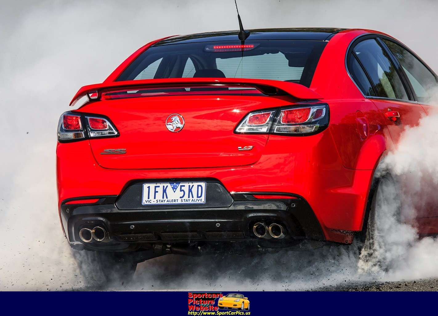 Holden Commodore SS - ID: 80094