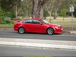 Production (Stock) Holden Commodore SS, My new car...
