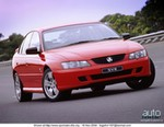 Production (Stock) Holden Commodore SS, Holden Commodore SS