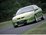 Production (Stock) Holden Commodore SS,