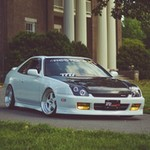 Production (Stock) Honda Prelude, Honda Prelude - Owner - @hondahots Photographer - @jh_.photography # ... Source: <a href='https://www.pinterest.com.mx/pin/522558363003046081/' target='_blank'>https://www.pinterest.com.mx/...</a>