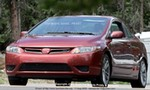 Production (Stock) Honda Civic, 2006 -Honda - Civic - 15208