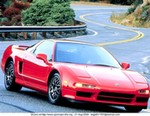 Production (Stock) Honda NSX, Honda - NSX - 2407