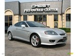 Production (Stock) Hyundai Tiburon, Hyundai Tiburon - 2005 Sterling Silver Hyundai Tiburon SE #17329306 Photo ... Source: <a href='http://gtcarlot.com/colors/car/17329306-12.html' target='_blank'>http://gtcarlot.com/...</a>
