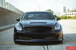 Production (Stock) Infiniti G35, Infiniti G35 - Blacked Out Grille on Custom Infiniti G35 - Photo by ... Source: <a href='https://www.pinterest.com/pin/294422894386607192/' target='_blank'>https://www.pinterest.com/...</a>