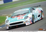 Racing Jaguar XJ220, Jaguar XJ220