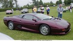 Production (Stock) Jaguar XJ220, Jaguar XJ220