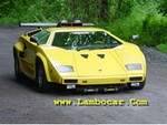 For Sale Lamborghini Countach, Replica of Lamborghini Countach