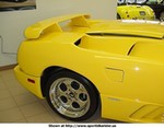 Production (Stock) Lamborghini Diablo, Uploaded for: bigjohn1107@hotmail.com