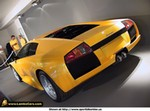 Production (Stock) Lamborghini Murcielago, Cool pic of the new Lamborghini. - dockingbay101.com/bsws.html