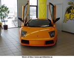 Production (Stock) Lamborghini Murcielago, Uploaded for: bigjohn1107@hotmail.com