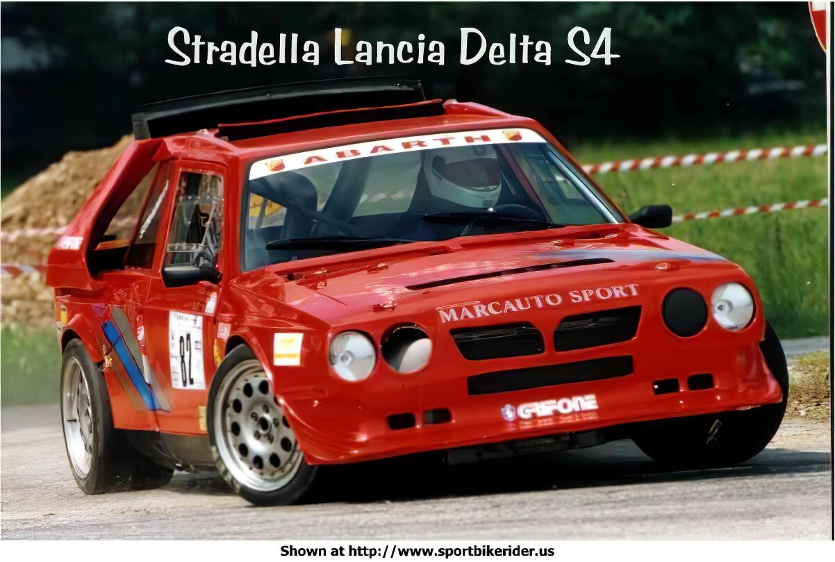 Wow The Power of Love - Lancia Delta - ID: 1083