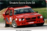 Racing Lancia Delta, Wow The Power of Love