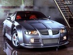 Production (Stock) MG XPower SV-R, MG XPower SV-R
