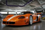 Production (Stock) Maserati MC12 Stradale, Maserati MC12 Stradale - ZR Auto at Driven 2015 in Calgary - GTspirit Source: <a href='https://gtspirit.com/2015/05/26/zr-auto-at-driven-2015-in-calgary/' target='_blank'>https://gtspirit.com/...</a>
