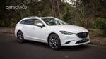Production (Stock) Mazda 6 GT, Mazda 6 GT - 2017 Mazda 6 GT Wagon Review | CarAdvice Source: <a href='https://www.caradvice.com.au/488680/2017-mazda-6-gt-wagon-review/photos/' target='_blank'>https://www.caradvice.com.au/...</a>