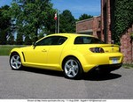 Production (Stock) Mazda RX-8, 2004 -Mazda - RX-8 - 2303