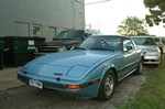 Production (Stock) Mazda RX7, Mazda RX7 - OLD PARKED CARS.: 1985 Mazda RX-7. Source: <a href='http://www.oldparkedcars.com/2011/09/1985-mazda-rx7-rx-7-coupe-jrk-safb.html' target='_blank'>http://www.oldparkedcars.com/...</a>