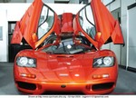 Production (Stock) Mclaren F1, Mclaren F1