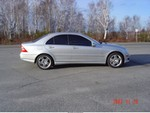 Production (Stock) Mercedes-Benz C32 AMG, the little AMG that can, 349 supercharged hp