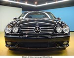 Production (Stock) Mercedes-Benz CL600, Uploaded for: bigjohn1107@hotmail.com