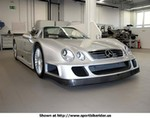 Production (Stock) Mercedes-Benz CLK-GTR, Uploaded for: Frank Nyitray [brotherwolf1@hotmail.com]