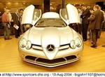 Production (Stock) Mercedes-Benz SLR McLaren, 2004 -Mercedes-Benz  - SLR McLaren - 2290