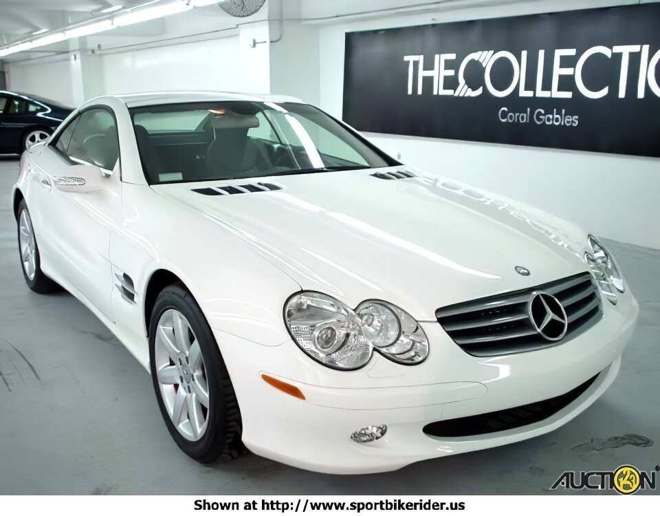 Mercedes-Benz SL500 - ID: 947