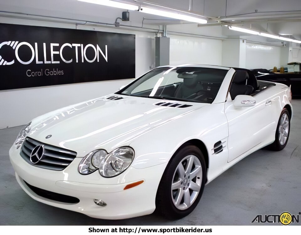 Mercedes-Benz SL500 - ID: 950