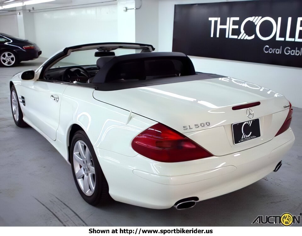 Mercedes-Benz SL500 - ID: 952