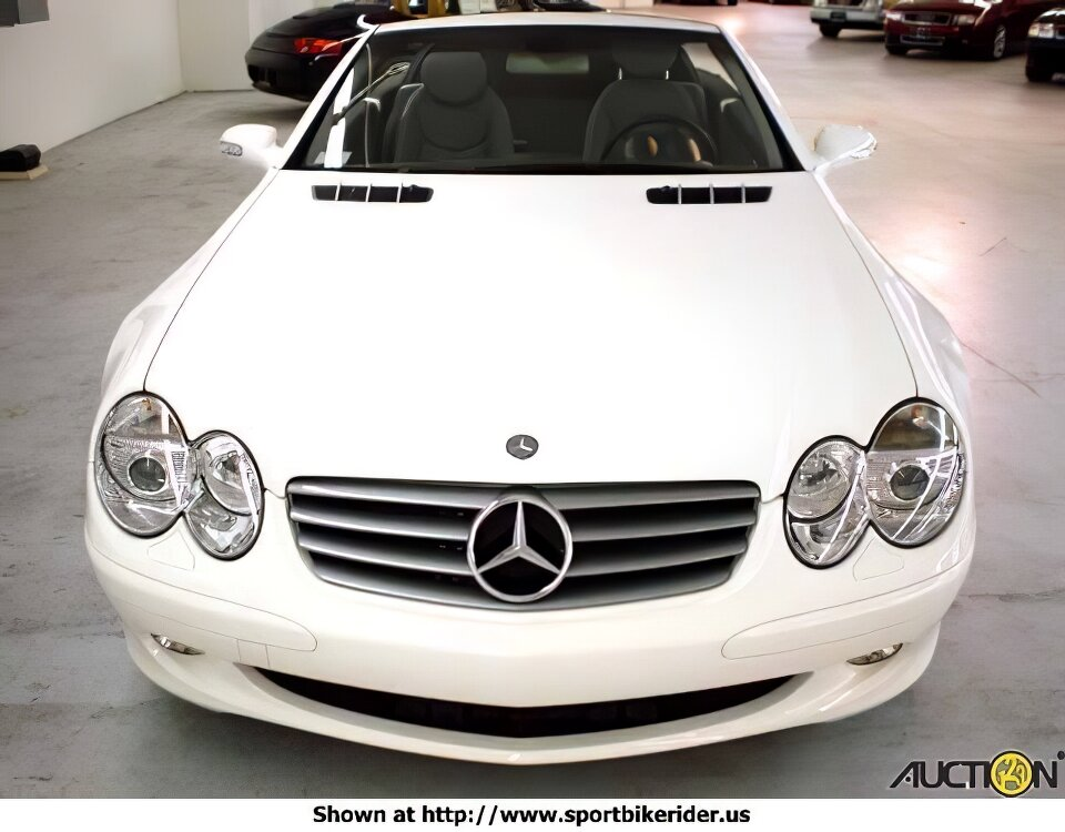 Uploaded for: bigjohn1107@hotmail.com - Mercedes-Benz SL500 - ID: 953