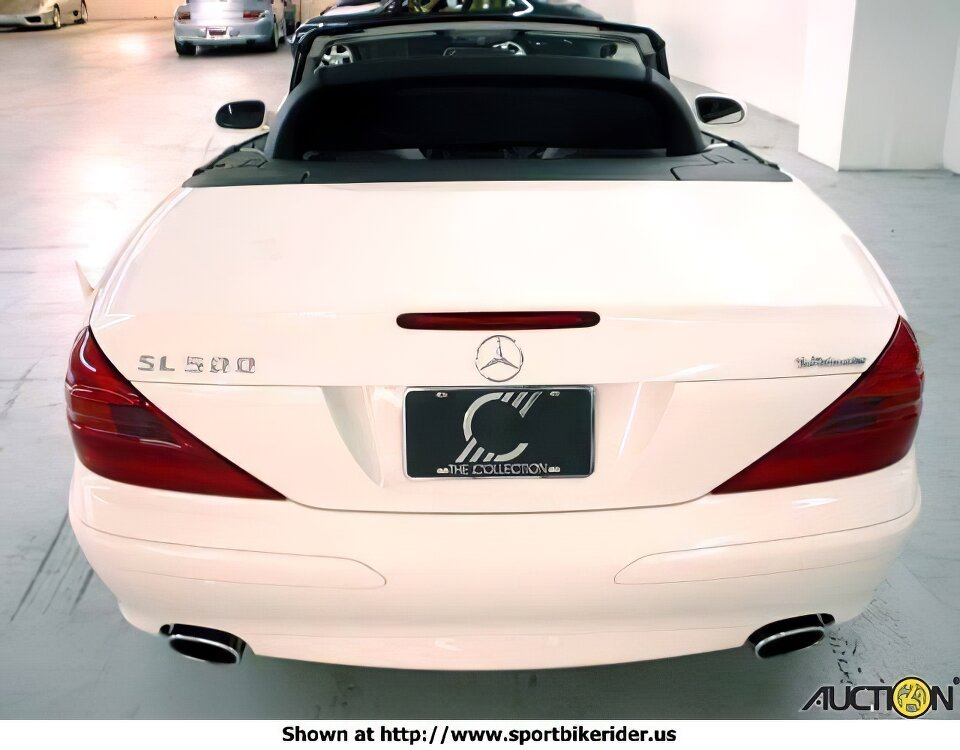 Uploaded for: bigjohn1107@hotmail.com - Mercedes-Benz SL500 - ID: 954
