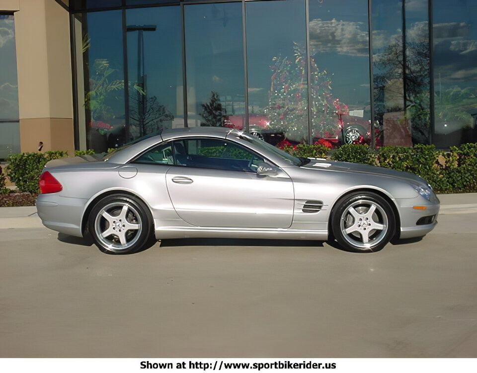 Uploaded for: bigjohn1107@hotmail.com - Mercedes-Benz SL500 - ID: 976