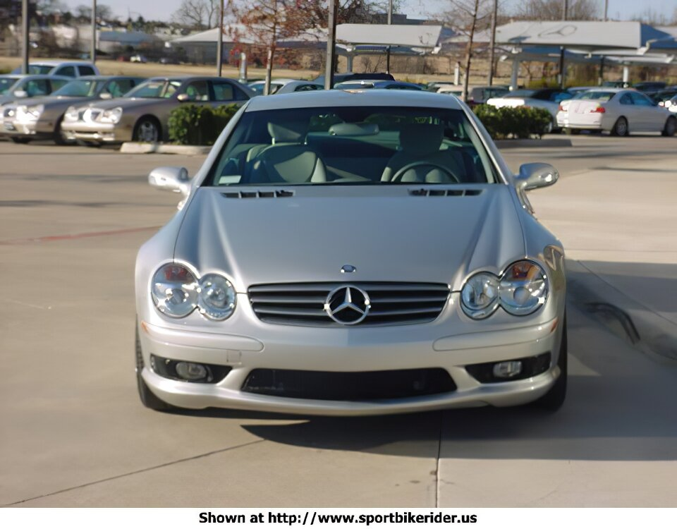 Uploaded for: bigjohn1107@hotmail.com - Mercedes-Benz SL500 - ID: 978