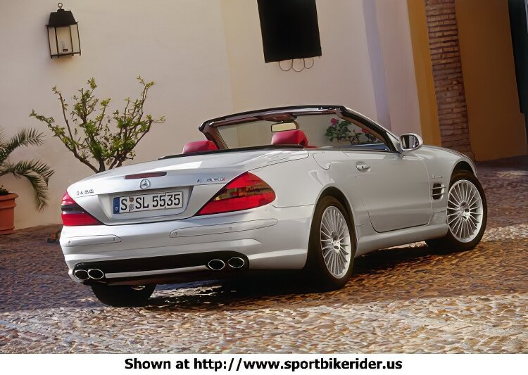 Mercedes-Benz SL55 - ID: 1648