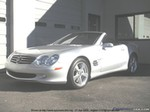 Production (Stock) Mercedes-Benz SL600, Mercedes-Benz SL600