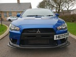 Production (Stock) Mitsubishi EVO, Mitsubishi EVO - (Octane Blue) 2011 Mitsubishi Lancer Evo X GSR FQ300 SST ... Source: <a href='https://mctcars.co.uk/listings/octane-blue-2011-mitsubishi-lancer-evo-x-gsr-fq300-sst-beautiful-example/' target='_blank'>https://mctcars.co.uk/...</a>