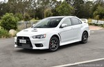 Production (Stock) Mitsubishi EVO, Mitsubishi EVO - 10 things we'll miss most about the Mitsubishi Evo X ... Source: <a href='https://performancedrive.com.au/10-things-well-miss-mitsubishi-lancer-evolution-x-0411/' target='_blank'>https://performancedrive.com.au/...</a>