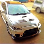 Production (Stock) Mitsubishi EVO, Mitsubishi EVO - My Car... Lancer EX was modified to Evo FQ-400. | Car Source: <a href='https://www.pinterest.com/pin/323485185705680783/' target='_blank'>https://www.pinterest.com/...</a>