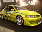 Production (Stock) Mitsubishi EVO, Mitsubishi EVO - Pin on Fast And The Furious Cars Source: <a href='https://www.pinterest.com/pin/420242208950191591/' target='_blank'>https://www.pinterest.com/...</a>