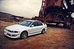 Production (Stock) Mitsubishi Galant, Mitsubishi Galant - Mitsubishi Galant VR4, one of the meanest looking cars out ... Source: <a href='https://www.carthrottle.com/post/G5FMHs/' target='_blank'>https://www.carthrottle.com/...</a>