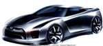 Concept Cars Nissan GTR, The long-awaited GT-R is back, and the model debuting at this year's show should give a clear sense of what will actually hit showrooms in 2007. Various past versions of the GT-R - which were marketed from 1969 to 1999 - served as the automaker's highest-performance model. And that's the goal this time around, but the '07 version will no longer have to share its basic design with any mainstream Nissan models. The single, center air intake is designed to maximize airflow, and also to tap into the well-received GT-R Concept that emerged at the 35th annual Tokyo show, four years ago. The overall design focuses on projecting a balance between aerodynamics and power.