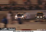 Racing Nissan S13, d1gp, two cars drifting at full speed