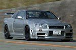 Production (Custom) Nissan Skyline GT-R, 2005 Nissan NISMO Skyline GT-R Z-tune
