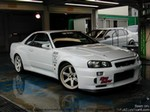 Production (Custom) Nissan Skyline GT-R, Nissan - Skyline GT-R - 13348